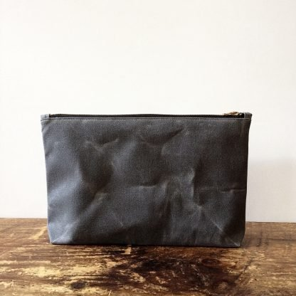 Jenneng Large Utility Pouch Gray