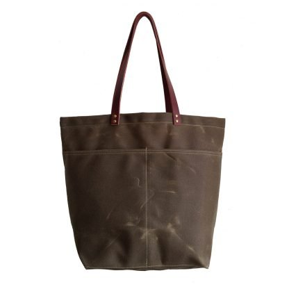 Jenneng Large Everyday Tote Brown