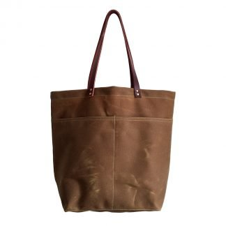 Jenneng Large Everyday Tote Chestnut
