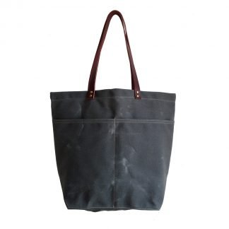 Jenneng Large Everyday Tote Grey